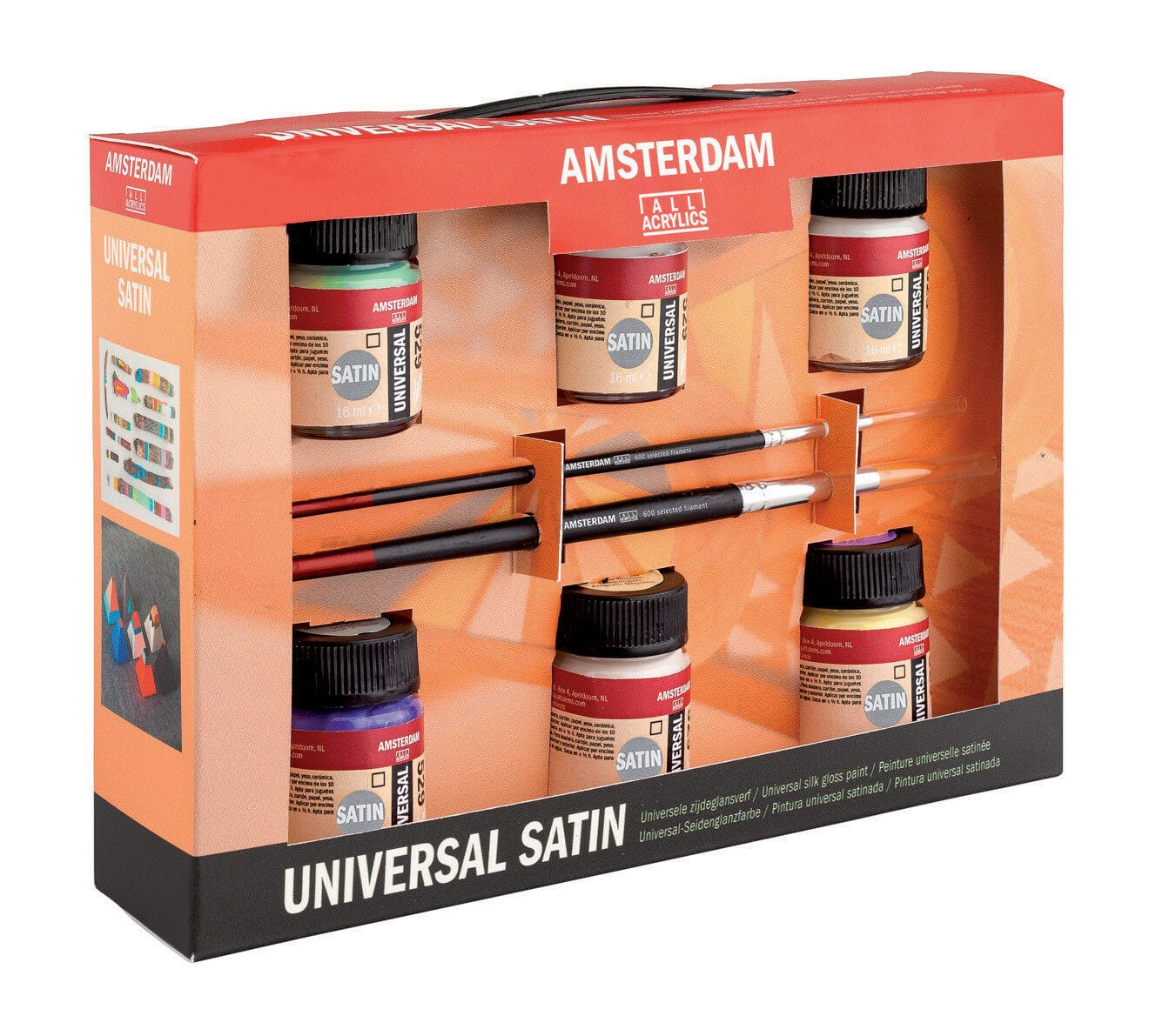Acrilico Amsterdam Universale satin 16ml