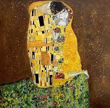 Il bacio di Klimt.